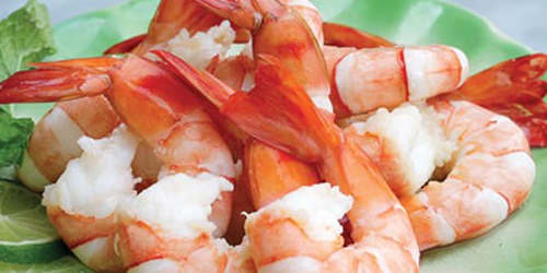 HEADLESS SHRIMPS: