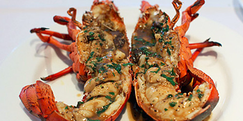 LOBSTER MEAT – COOKED:
